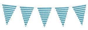 Boland 54260-Banderines Fiesta de la cerveza, azul/blanco