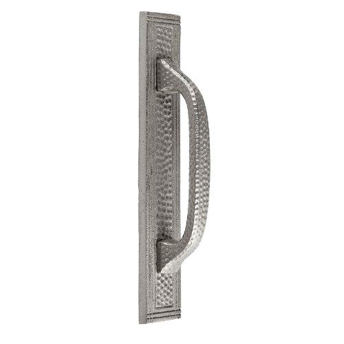 Satin Nickel Backplate (The Kupfer Factory CF115SN stabile Aluminiumguss Kupfer rechteckig Backplate für 3,5Center zieht, Satin Nickel)
