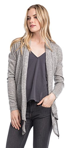 Synergy Organic Clothing Metamorphose Cardigan anthrazit