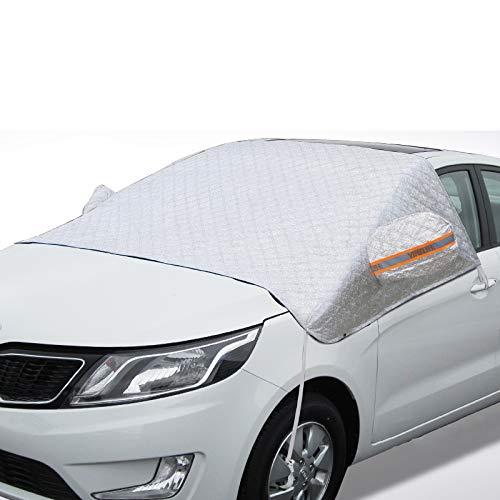 FOYUAN Auto Sonnenschutz Sonnenschutz Isolierung Sonnenschutz Front Visier Artefaktfenster Fensterglasabdeckung Auto Sonnenblende,B-M -