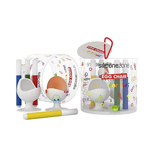 Siliconezone Egg Chairs for Kids