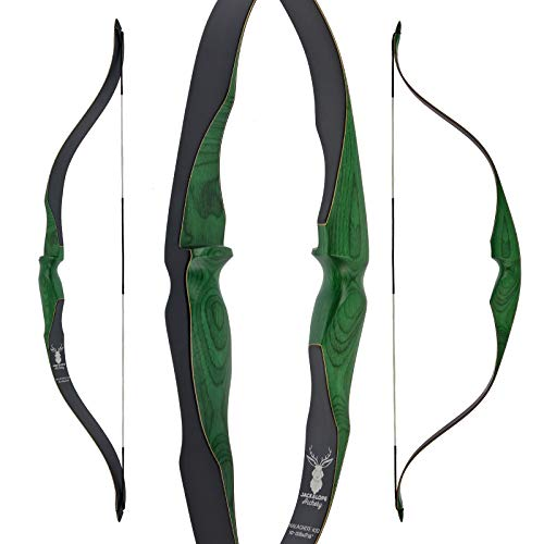3Z Archery Jugend Bogenschie/ßen Holz Bogen Set 3 Pfeile K/öcher Gummispitze Langbogen Kinder Jagd Spielzeug