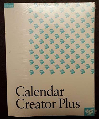 Calendar Creator Plus (Creator-software Calendar)