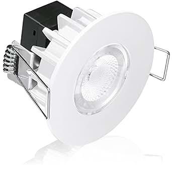 Aurora C5 intégré IP44 LED 5W spot Extra-Dimmable-Blanc chaud 2700 K