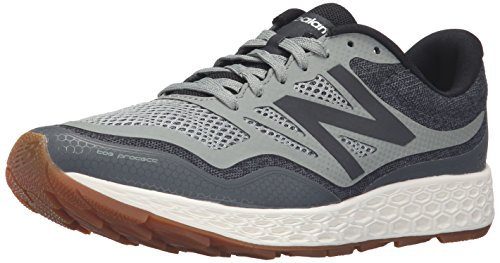 New Balance Men's Fresh Foam Gobi Trail Running Shoe Green/Grey