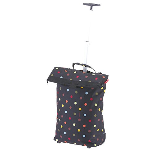 Reisenthel NT7009 Trolley M, Polyester, dots, 21 x 43 x 53 cm