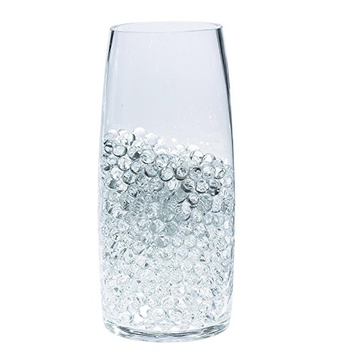 Liebe Pflanzen Muss (AINOLWAY Klare Wasserperlen 460g pro Beutel (fast 40.000 Stück) Transparente wachsende Kugeln für Kinder)