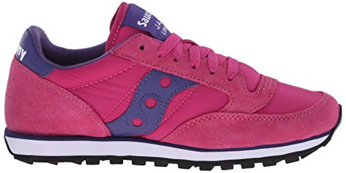 Sneakers donna Saucony Jazz Low Pro - Grey/Blue Pink/Purple