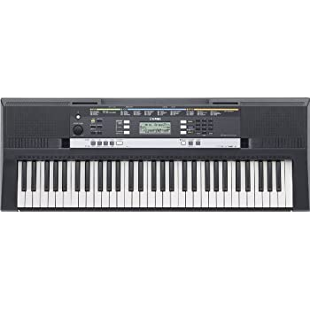 yamaha ez 220 digital keyboard 61 anschlagdynamische. Black Bedroom Furniture Sets. Home Design Ideas