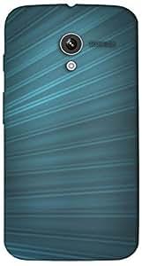 Timpax protective Armor Hard Bumper Back Case Cover. Multicolor printed on 3 Dimensional case with latest & finest graphic design art. Compatible with Motorola Moto -X-1 (1st Gen )Design No : TDZ-28012