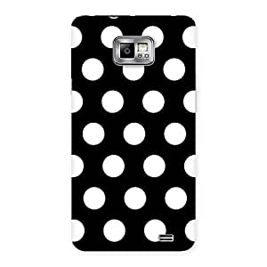 Neo World Classic Polka Back Case Cover for Samsung Galaxy S2