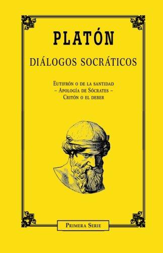 1: Diálogos socráticos (primera serie): Volume 1