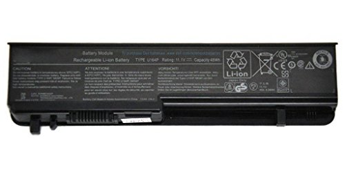 BPXLaptop Battery 6 Cell U164P N855P Battery for Dell Studio 17, Studio 1745, Studio 1747, Studio 1749 Laptop