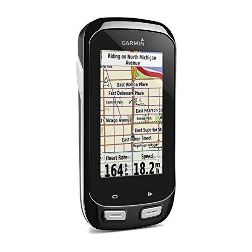 """Garmin Edge 1000 - GPS para ciclismo de 3"""" (inalámbrico, microSD, USB), negro (importado)"""