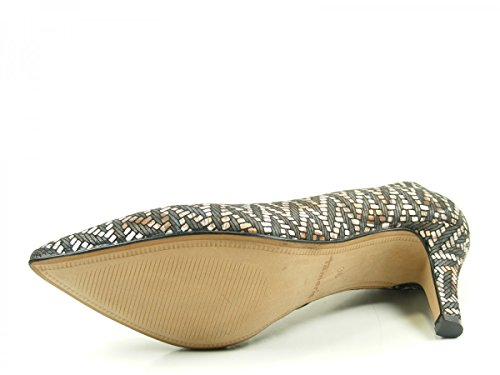 Tamaris 1-22414-28 Schuhe Pumps Stiletto , Schuhgröße:38;Farbe:Braun -