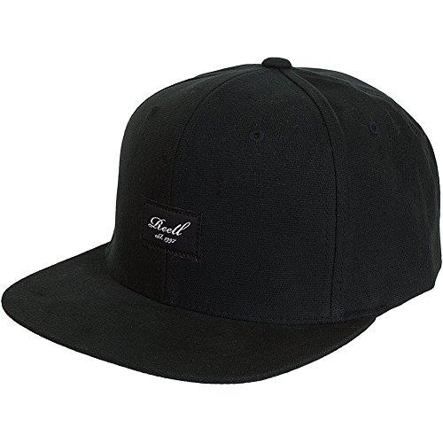 Reell Snapback Cap Pitchout schwarz