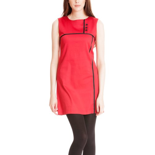 Robe superstition 6091.04 rouge Rouge - Rouge
