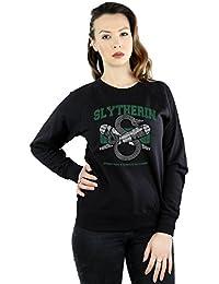 Harry Potter Mujer Slytherin Quidditch Emblem Camisa De Entrenamiento