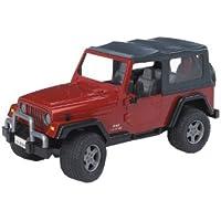 Bruder 02520, Jeep Wrangler in scala 1:16
