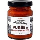 Purée de piment d'Espelette - 90 gr.