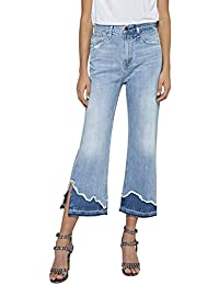 Replay Damen Agathe Straight Jeans
