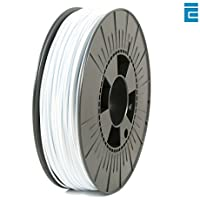 ICE Filaments ICEFIL1PLA119 PLA filament, 1.75mm, 0.75 kg, Wintershine White