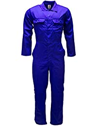 WWK / WorkWear King Mens Boilersuits Overalls Coverall