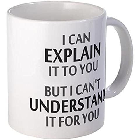 ilieniy Funny mug-engineers motto sopraelevazione comprendere It For You Tazze