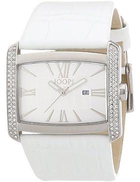 Joop Damen-Armbanduhr Romano Analog Quarz Leder JP101182F03