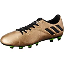 sale retailer f53ce 76ad5 adidas Messi 16.4 FxG - Botas de fútbol Línea Messi para Hombre, Bronce - (