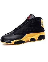new styles 118ec cc284 ASDFGH Basketball-Schuhe, Hohe Hilfe Rutschfeste Verschleißfeste  Stoßdämpfung Atmungsaktive Männer Sportschuhe Outdoor ...