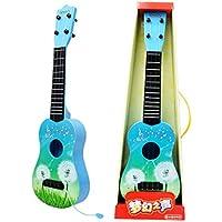 Instruments de Musique - Enfant Guitare Eléctrique pour les débutants, Cadeau pour Fêtes d'Anniversaire pour les Garçons et les Filles