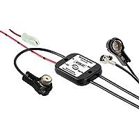 Antennentechnik Bad Blankenburg 4726.02 Aktive Frequenzweiche/Verteiler für Passive Antenne (FM/DAB)