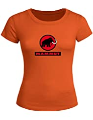 Mammut Printed For Ladies Womens T-shirt Tee Outlet