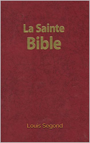 LA SEGOND AUDIO LOUIS TÉLÉCHARGER VERSION BIBLE
