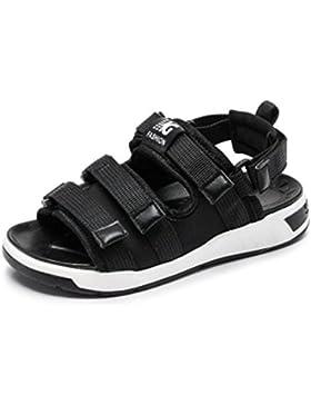 YOGLY Sandalias Para Niños de 2018 Verano Niños y Niñas Velcro Sandalias de Bebé Ocasionales Zapatos de Playa