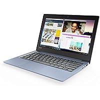 "Lenovo Ideapad 120S-11IAP Ultrabook 11,6"" Denim Blue (Intel Celeron, 4 Go de RAM, SSD 64 Go, Windows 10S)"