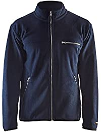 Blaklader Micro Fleece Collar Quilted Jacket