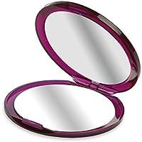 Beter Look - Espejo para bolso, aumento 5x, 7,5 cm, colores aleatorios