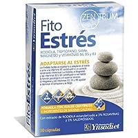 Fito Estrés Zentrum, rodiola, triptófano, magnesio y vit.