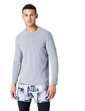 FIND Long Sleeve - Camiseta Deporte Hombre