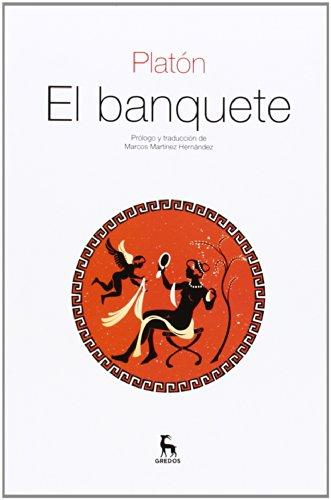 El banquete (TEXTOS CLÁSICOS) por PLATON