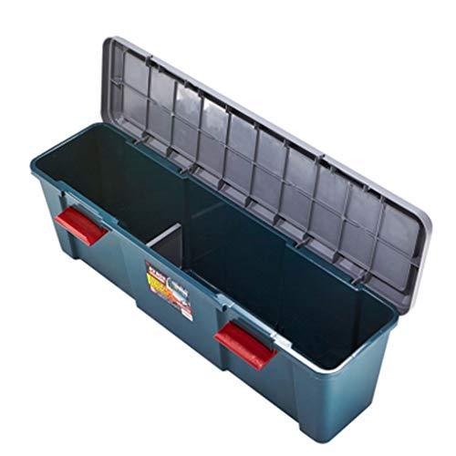 Yuanyuanliu Auto Aufbewahrungsbox SUV Kofferraum Kunststoff Aufbewahrungsbox Finishing Box Multifunktions-Auto Aufbewahrungsbox (Size : 900 * 280 * 400MM) -