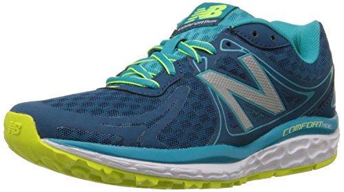 New Balance Women's 720v3 Running Shoe, Blue/Yellow, 10 B US Blue/Yellow