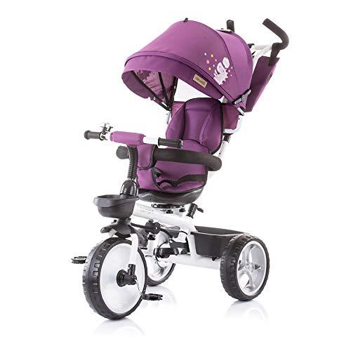 Chipolino Triciclo Infantil Tempo Amethyst