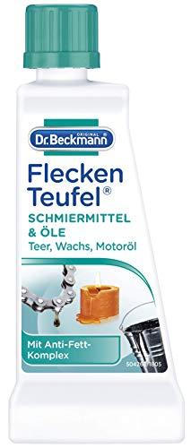 Dr. Beckmann Fleckenteufel Schmierfett, Öl, Teer, Wachs 50 ml -