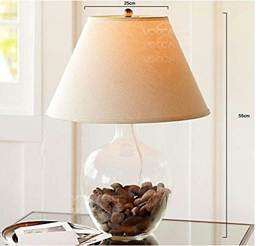 as Diy Schlafzimmer Nachttisch Lampe Nordic American Dorf Modernen Einfachen Dekoration Wohnzimmer Studie Tischlampe,EIN (Stimmung Bleistifte)