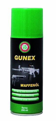 Produktbild BALLISTOL Waffenpflege Gunex Waffenöl Spray,  200 ml,  22200