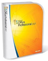 Microsoft Office Professional 2007 Deutsch