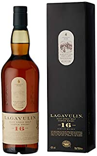 Lagavulin 16 Year Old Single Malt Scotch Whisky - From the shores of Islay to your glass - 70cl (B002VZY62K) | Amazon Products